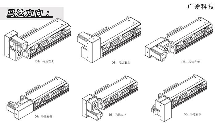 GTB140马达方向_广途科技